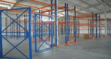 Инженерные решения для склада